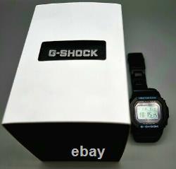 G-Shock GW-M5610BA-1JF, Rare & Official Casio v1 Combi Bracelet, Mint Condition