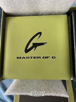 G-Shock Mudmaster GG-B100BA-1AER British Army Limited Edition, Mint Condition