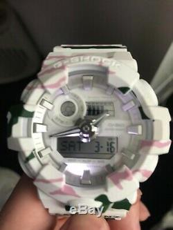 G-Shock x Sankuanz GA-700SKZ-7AER Limited Edition, Mint Condition, Original Tags