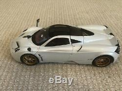 GT Autos 1/18 Pagani Huayra Limited Edition Collectible Autoart Mint Condition