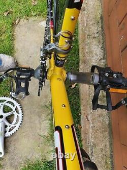 GT ZR 3.0 Road Tri Race bike. Ltd Edition Loto Team in excellent condition