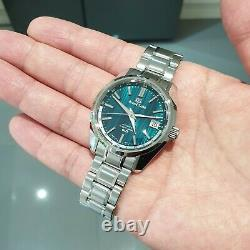 Grand Seiko SBGJ241 Hi-Beat GMT Limited Edition Immaculate Condition 2021