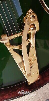 Gretsch G6120 Cadillac Green. Nearly new condition. Limited Edition