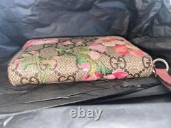 Gucci Bloom Monogram Coin Purse Good Condition Limited Edition