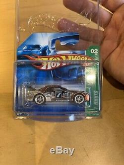 HOT WHEELS SUPER TREASURE HUNT (mint Condition) SC 2007 Skyline GT-R