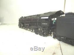 Hallmark Santa Fe 2-10-4 Texan, Model 070a, Brilliant Condition