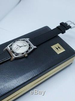 Hamilton Piping Rock 1928 Yankees Reissue Men's Watch Very Nice Condition
