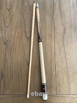 Helmstetter, Ltd. Ed. From 1990s (45/50) Pool Cue Great Condition