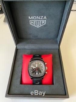 Heuer Monza Calibre 17 CR2080 MINT CONDITION Limited Edition
