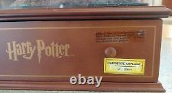 Hogwarts Castle Replica Limited Edition, Sealed in Plexiglass, Exc Condition