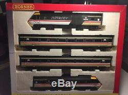 Hornby R2613 BR Intercity 125 HST Executive Livery pack Excellent Condition