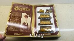 Hornby Stephenson's Rocket set 00' Gauge mint condition