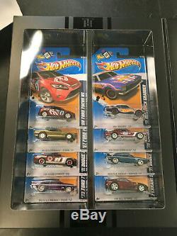 Hot Wheels 2012 SUPER TREASURE HUNT RLC SET Excellent Condition 669/2000