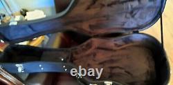 Ibanez AVD16 Ltd. Acoustic Guitar. Superb condition. With Original Hard Case