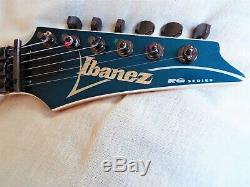Ibanez RG550LTD in rare Adriatic Blue! Possibly Time Capsule Condition! See Pics