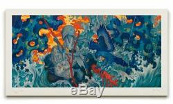 James Jean Adrift 2015 Signed Limited Edition Giclée Art Print Mint Condition