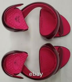 Julian Hakes Mojito Hot Pink / Fuschia Size 39 Excellent used condition