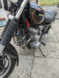 Kawasaki Z750 Ltd KZ750 Ltd classic Jap from 1983, Good condition