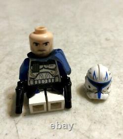 LEGO Star Wars Captain Rex Phase 2 Minifigure 75012 Excellent Condition LEGO