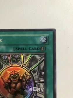 LIMITED EDITION Super Rare SHRINK Spell Card STON-ENSE2 Mint Condition Yugioh