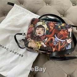 Lauren Tsai X Marc Jacobs Box Bag (limited Edition) Rare, New Condition & Dustbag