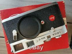 Leica M4-p 70 Limited Edition Good Condition Boxed Ck8782
