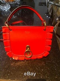 Limited Edition Red Mulberry Bag- In Very Good Condition