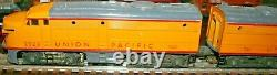 Lionel 2023 Union Pacific Aa Units In Good Condition