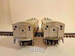 Lionel 2343 Santa Fe Aa Units In Good Condition