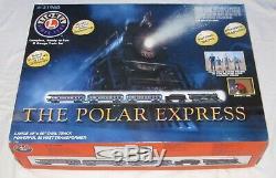 Lionel The Polar Express O Gauge Train Set, Model 6-31960, LN Condition