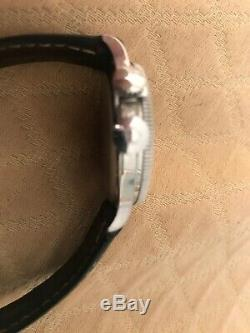 Longines weems Pilot watch Hand Winding Ltd 1000 33mm Good Conditions Ss