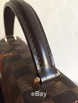 Louis Vuitton Croisette HandBag In Limited Edition Excellent Condition Rare