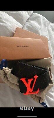 Louis Vuitton Gürtel Shape 40mm Virgil Abloh Gr. 85 Limited Edition