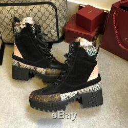 Louis Vuitton Limited Edition Desert Boots Great Condition