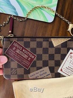 Louis Vuitton Limited Edition Pouchette PERFECT CONDITION