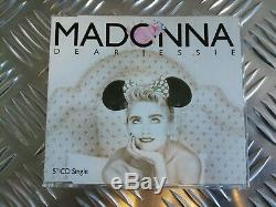 MADONNA Dear Jessie UK ltd picture CD very rare near mint condition W2668CDX