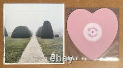 MELANIE MARTINEZ K-12 LP COLORED MINT GREEN SEALED with BONUS HEART SHAPE DISC