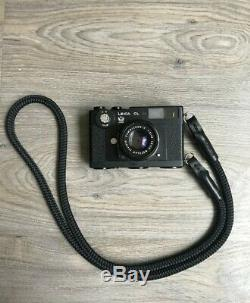MINT CONDITION Leica CL 50th Jahre limited Edition withSUMMICRON-C 40mm f/2 JAPAN