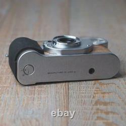MINT CONDITION Minolta Prod 20's 35mm SLR Film Camera Limited Edition