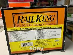 MTH Rail King O Gauge New York Central 4-6-4 #5451 AWESOME CONDITION, RARE
