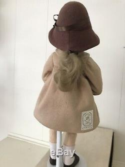 Maggie Iacono Elizabeth Felt Doll 16 Limited Edition In Box Beautiful Condition