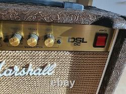 Marshall DSL5CCW Guitar Amplifier Valve Combo. Very Rare Ltd Etd. Mint Condition