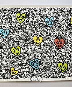 Mr Doodle Heartland Limited Edition 300 Print Immaculate Condition