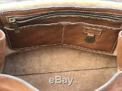 Mulberry Bayswater Limited Edition Tooled Leather Tote Bag Excellent Condition