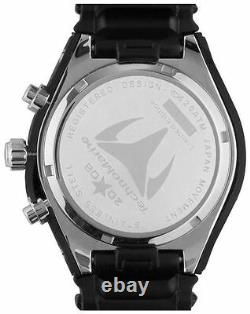 NEW CONDITION TechnoMarine CRUISE 2008 OLYMPIC EDITION 108002 with extra strap