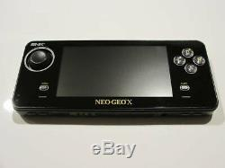 Neogeo X Gold Limited Edition Snk Great Condition