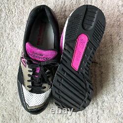 New Balance M1500EBP Black Purple Size 11 Limited Edition Excellent Condition