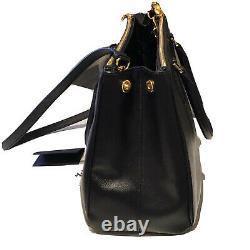 New Prada bag handbag black never used excellent condition cross body strap
