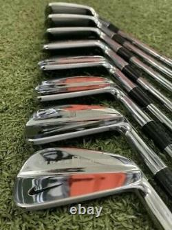 Nike Tiger Woods Limited Edition Golf Iron Set 3-PW + COA (Excellent Condition)