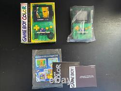 Nintendo Gameboy Colour Ozzie Ozzie Ozzie Limited Edition (Mint Condition!)